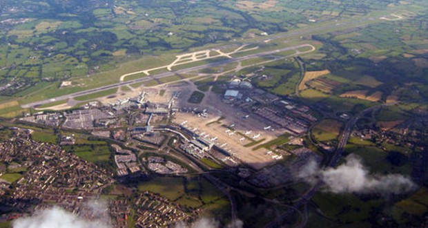 Manchester Airport. (Credit: Jza84/Wikimedia Commons)