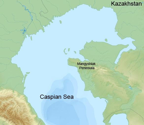 Mangyshlak Peninsula