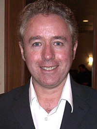 Comic book creator Mark Millar at the Big Apple Convention in Manhattan, October 2, 2010. (Credit: © Luigi Novi / Wikimedia Commons.)