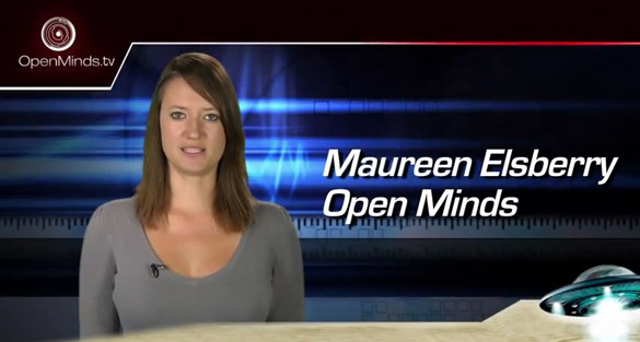 Maureen Elsberry – Open Minds UFO Researcher & Writer – June 17, 2013