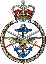 Logo of the Ministry of Defence (image credit: Ministry of Defence)