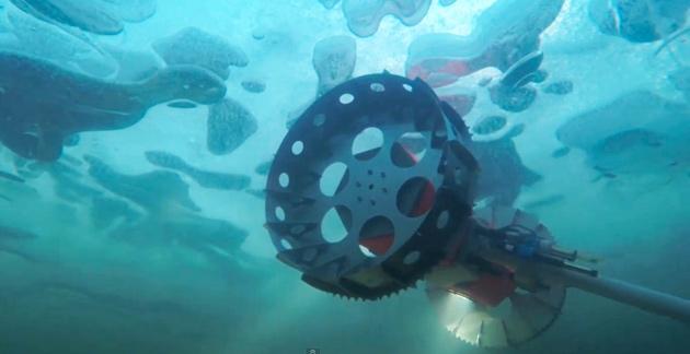 NASA testing an underwater alien-hunting robot | Openminds.tv