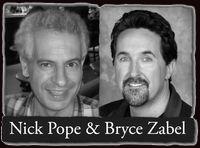 Nick Pope and Bryce Zabel