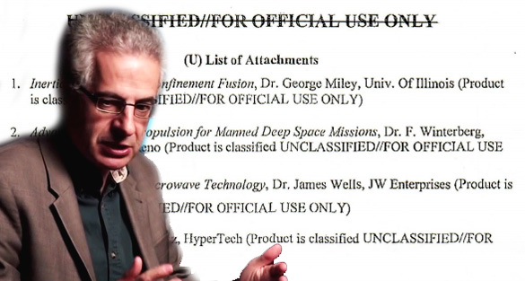 Nick Pope – Recent Government UFO Announcements – June 18