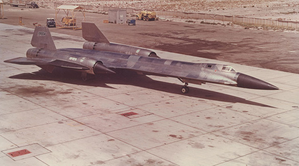 OXCART-YF-12A
