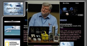 Professor David Pares – Space Warp Breakthrough – August 5, 2013