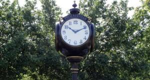 Phoenixville-clock