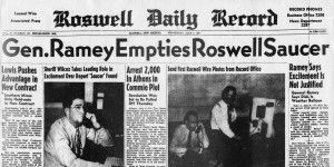 Roswell Daily Record, July 9, 1947