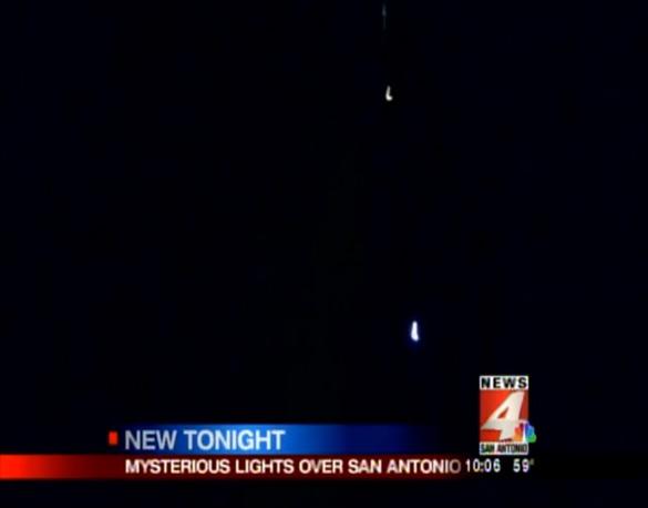 San Antonio UFO