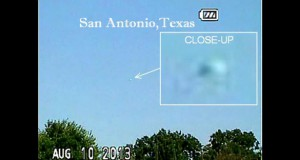 UFO video gets San Antonio TV news attention