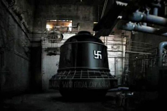Depiction of the Bell from a Discovery channel documentary. (Credit: Discovery)