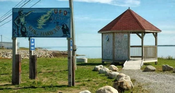 Shag Harbour UFO Site Web FTR