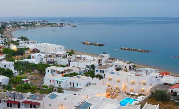 Skyros Island Beach (Credit: Perigiali Hotel)