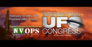 Ben Hansen & Night Optics USA to Host Skywatch at the International UFO Congress