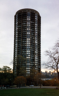 Stonehenge Apartment Building