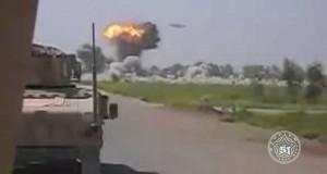 Taliban-UFO-Attack