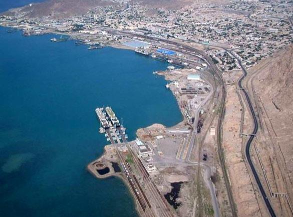 Turkmenbashi Port (Credit: www.dredgingtoday.com)