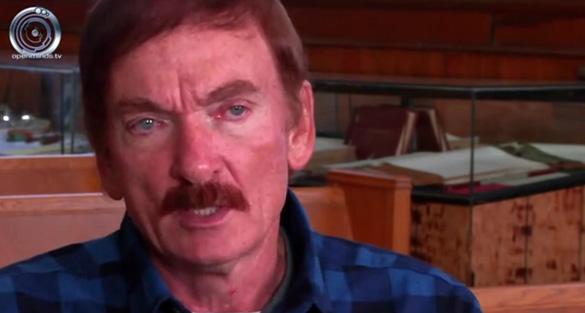 Famous UFO witness announces 40th anniversary event Travis-Walton-ftr