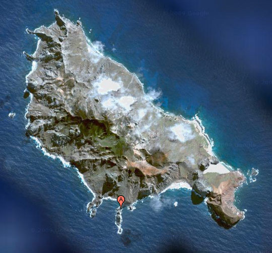 Trinidade Island (image credit: google)