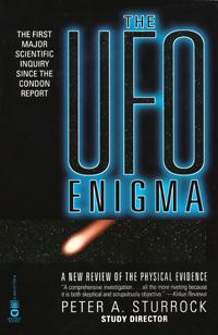 UFO Enigma Bookcover