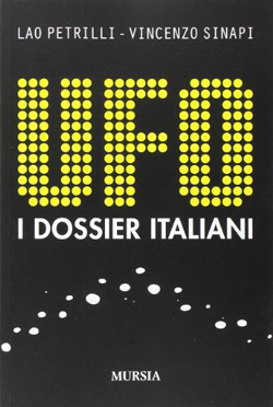 UFOs- The Italian Dossier book cover. (Credit: Ugo Mursia Editore)