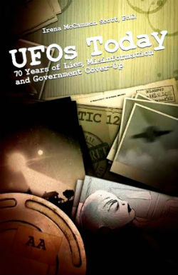UFOs Today Book Cover 250