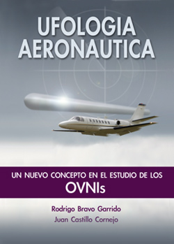 Cover of Capt. Bravo's new book Información Aeronáutica. Cover Art by Mario Valdés. (image credit: Mago Editores)
