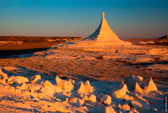 Ustyurt Plateau (Credit: www.voxpopuli.kz)