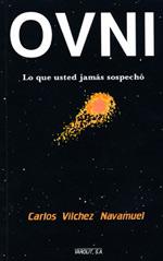 Vilchez UFO book cover