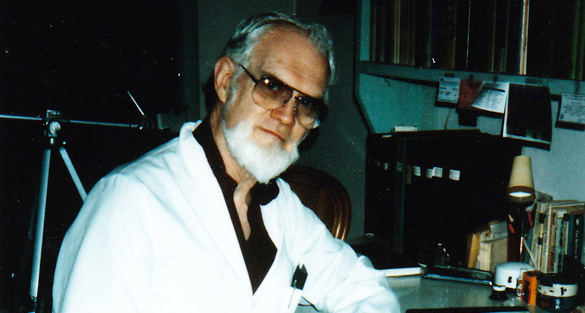 Biophysicist and crop circle researcher W.C. Levengood passes