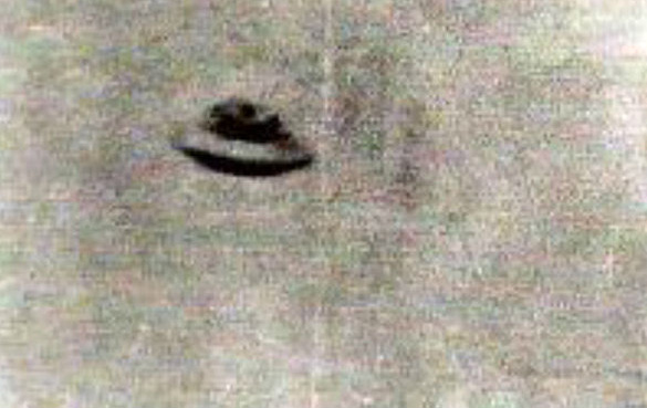"The Warminster UFO photograph. Is this ""The Thing?"""