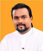 Wimal Weerawansa (Credit: Sri Lanka Government)