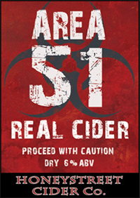 Area 51 Real Cider