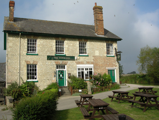 The Barge Inn (image credit: www.the-barge-inn.com)