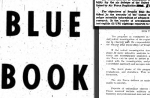 Project Blue Book – Your Need to Know