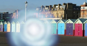 Mysterious Vortex Reported To Street-fixing Website In Brighton, UK
