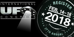 Register for the UFO Congress