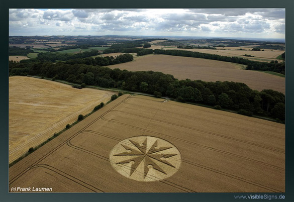 Hackpen Hill Crop Circle