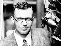 Professor Clyde Tombaugh 