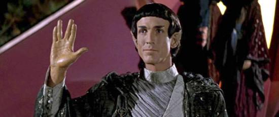 First Contact Vulcan Ambassador