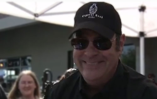 Dan Aykroyd working on alien abduction movie?