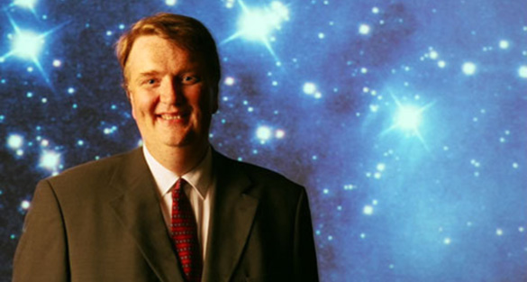 Professor examines religion and the search for extraterrestrial intelligence