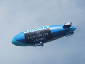 The DIRECTV blimp. (Credit: Gfrocky/Wikimedia Commons)