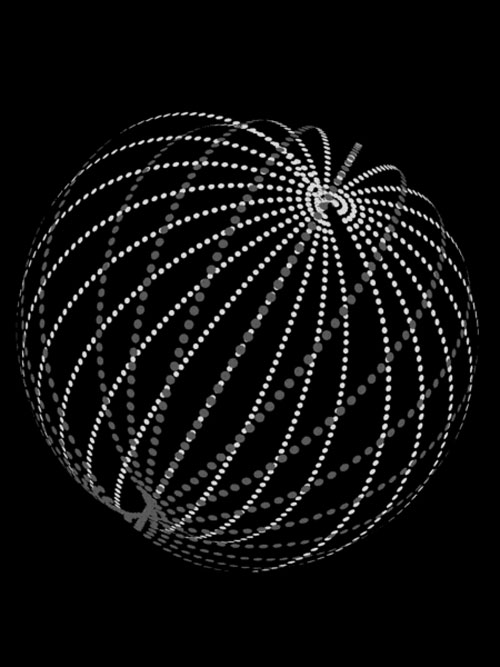 Simple illustration of a Dyson Sphere. (Credit:  Vedexent/Wikimedia Commons)