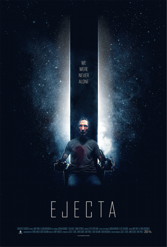 Poster for Ejecta.
