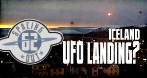 UFO video shows object landing in Iceland – Spacing Out! Episode 62