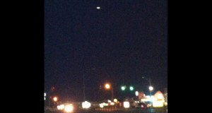 Witness submits UFO photo to Dallas TV News