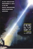 Fire in the Sky movie poster (credit: Paramount Pictures)