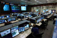 ISS flight control (credit: NASA)