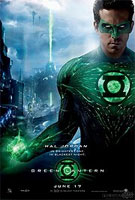 Green Lantern movie poster (credit: Warner Bros.)